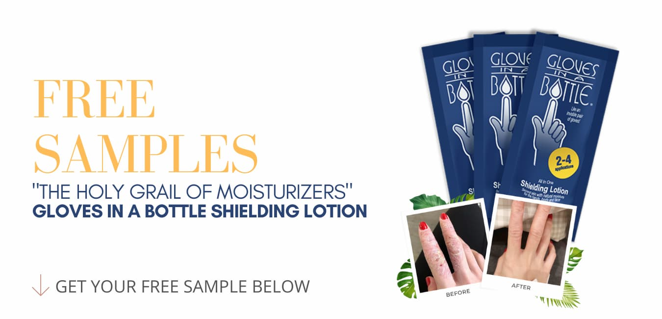 Discover A Different Type Hand Lotion   Gloves In A Bottle®